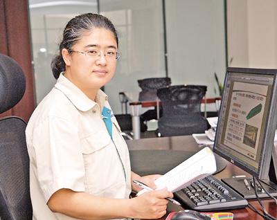 重庆时时彩官方下载:我国高铁装备业唯一的女总工程师:让中国高铁领跑世界