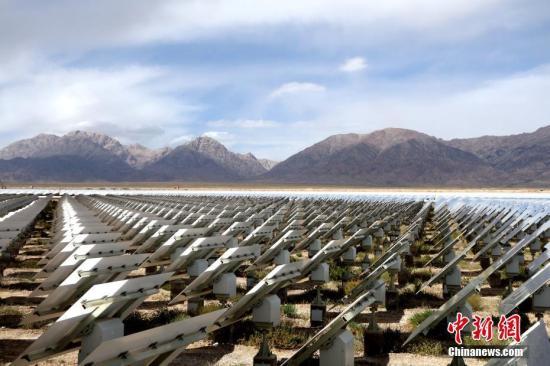 幸运飞艇预测在线网页:联合国报告称中国可再生能源投资领先全球