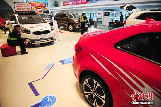 北京快乐8如何计算:汽车也能无人自动贩卖_买车就像买饮料一样便捷?