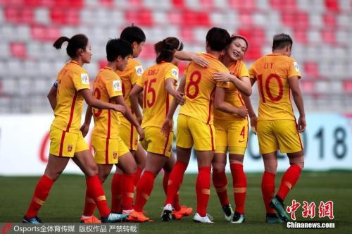 中国女足无缘阔别12年的亚洲杯冠军,也是连续三届在亚洲杯止步半决赛。 图片来源:Osports全体育图片社