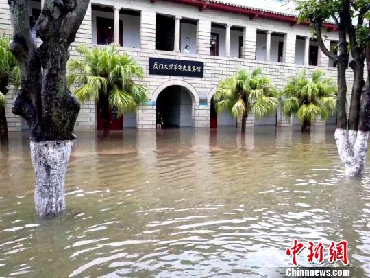 金沙娱乐官方总网址:厦门豪雨倾泻_多处淹成一片汪洋(图)