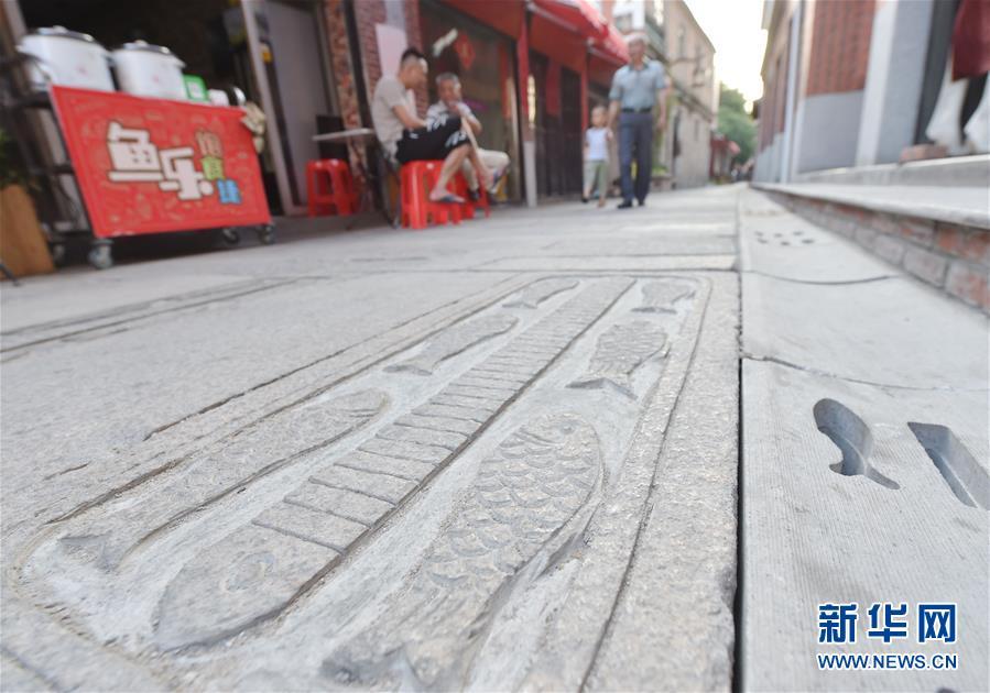 (社会)(1)福建泉州:推进古城修复 留住古韵乡愁
