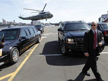 """特朗普家族出行频繁 特勤局预算透支特工下月恐喝""""西北风"""""""