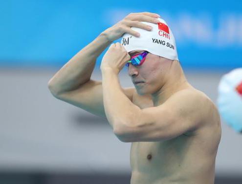 别样风景 全运会上看奥运冠军的欢笑与泪水