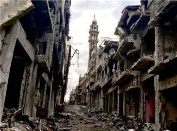 突破三年封锁收复代尔祖尔  叙利亚打击IS迎阶段性胜利