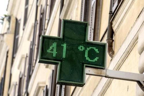 """高温热浪或成南欧常态 科学家预警:尽早""""未热绸缪"""""""
