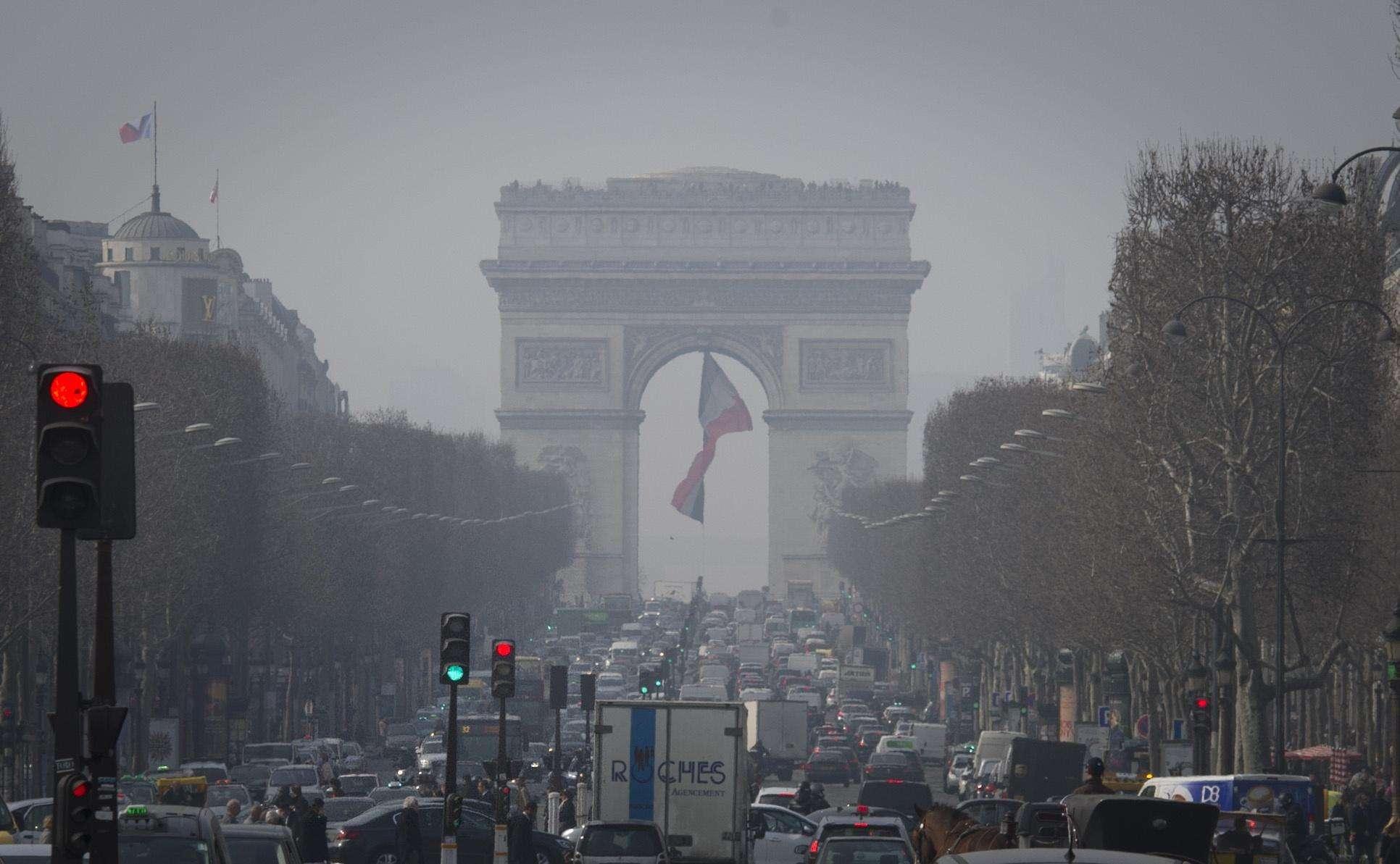 每年50万未成年人受害 欧洲空气污染有多严重?
