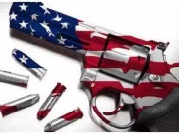缺少安全感 300万美国人出门随身带枪