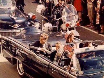 肯尼迪遇刺案档案解密 竟然连外星人都有份?