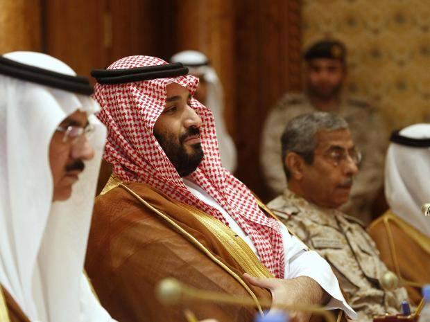 """沙特反腐风暴愈刮愈猛  """"国王禅位""""再上头条"""
