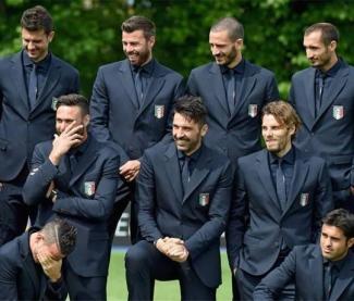 明年世界杯颜值降一半 蓝色军团意大利折戟预选赛