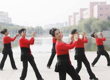 决战海南岛 全国广场舞大赛总决赛昨晚开幕