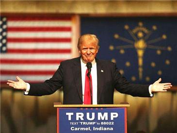 特朗普将公布首个国家安全战略 自比里根,欲结束混乱