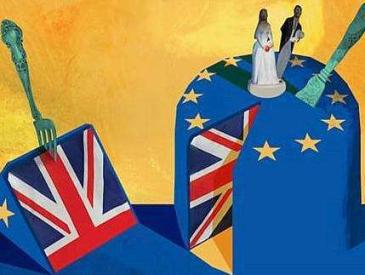 """英国将支付欧盟500亿高额""""分手费"""" 半数英国人后悔脱欧了"""