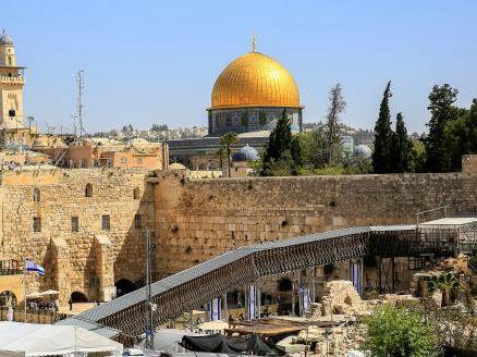 耶路撒冷是以色列首都?特朗普的回答挑动巴以敏感神经
