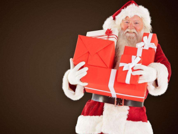 """牛津科学家说找到""""圣诞老人""""遗骨 童话也有不是骗人的?"""