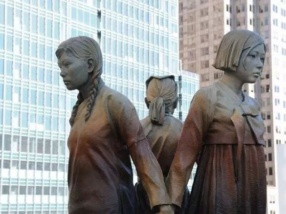 """60年的""""姊妹情""""走到尽头 这两个城市因慰安妇雕像闹掰"""