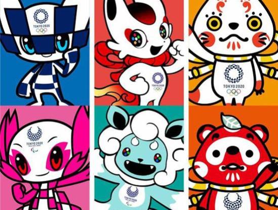 2020东京奥运会吉祥物怎么选?将由28万小学生决定