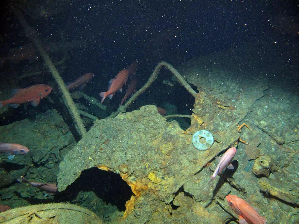 澳大利亚找到一战时期神秘失踪战舰 百年秘密浮出水面?