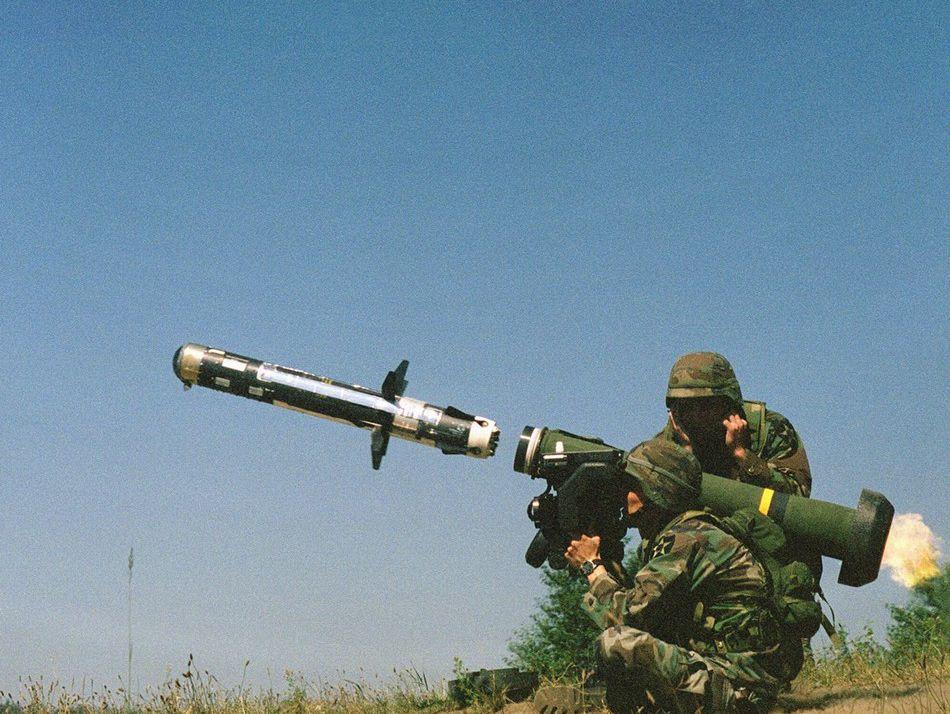 不怕触怒俄罗斯 美国决意向乌克兰出售武器
