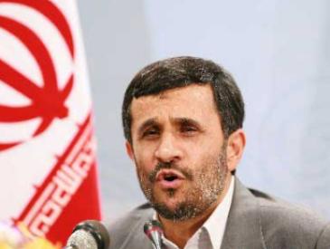 刚宣布平息骚乱又传前总统内贾德被捕 伊朗又将震荡?