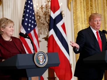美国或将重返应对气候变化的巴黎协定 特朗普回心转意了?