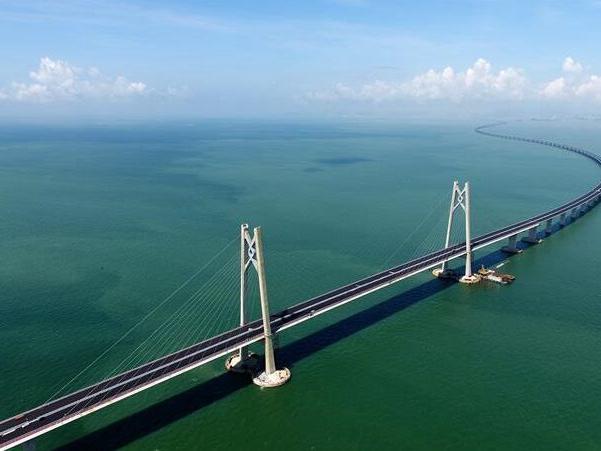 揭秘港珠澳大桥:抗得住7级地震 使用寿命120年