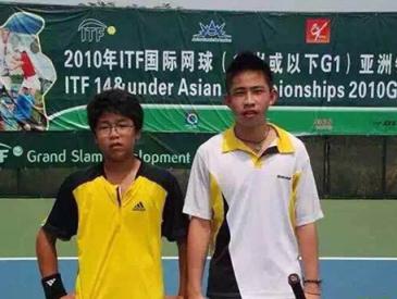 曾战胜郑泫的中国神童成陪练 中国网球培训痼疾仍在