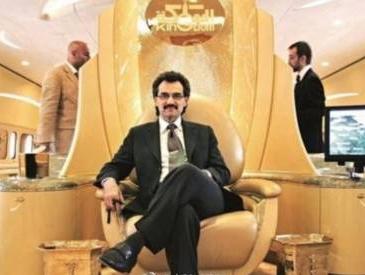 """沙特首富阿勒瓦利德王子获释 他的""""囚室""""有多豪华?"""