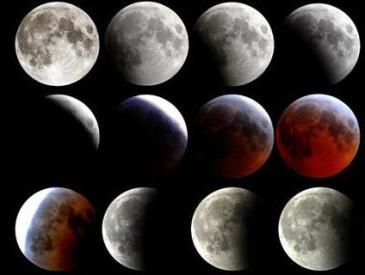 """152年一次!今晚的""""超级蓝月""""+月全食你准备好了?"""