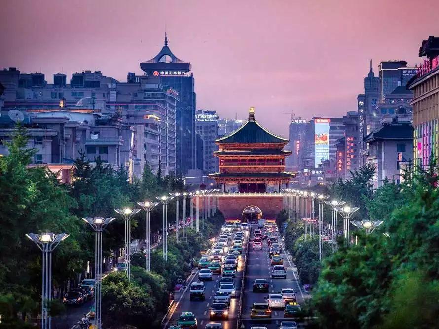 第九个国家中心城市诞生 为何会是西安?