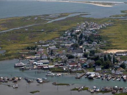 研究称海平面加速上升:到本世纪末或上升达65厘米