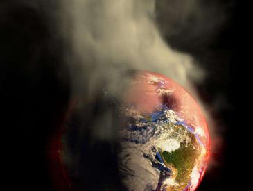 空气污染有利于地球降温?关于全球变暖的几个新发现了解一下?