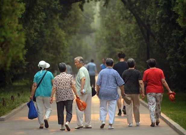 如何应对?2050年我国60岁以上老人将超总人口三成