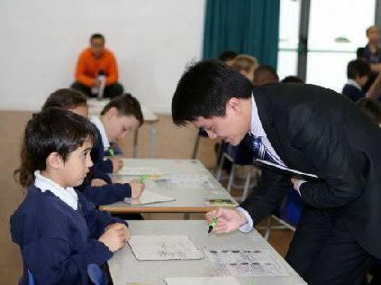 """""""九九乘法表""""走进英国小学课堂 2020年将在英普及"""