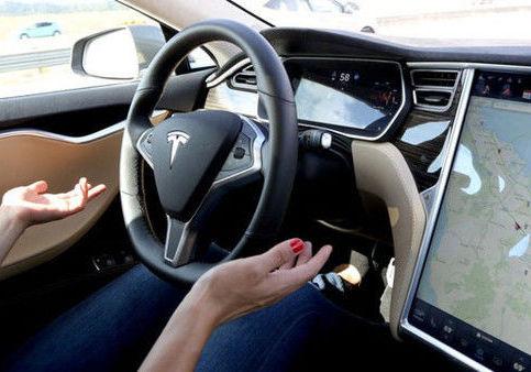 """自动驾驶汽车将获合法身份 国内首批车开始""""路测"""""""