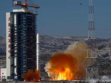 嫦娥四号探月、发射火星探测器、建造月球基地……中国航天开启新征程