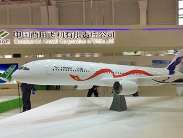 国产大飞机展翅抬头 C919已有逾800架订单C929也已在路上