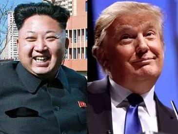 """特朗普同意与金正恩会面!一边新制裁一边要会面想要实现""""永久无核"""""""