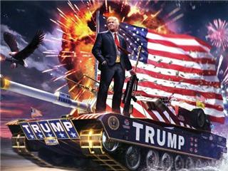 """终于如愿以偿!特朗普下令将在""""双十一""""举行大阅兵"""