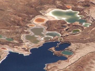 """水位年均下降约1.2米 """"死海将死""""预言或成真"""