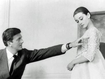 时尚界的大师、纪梵希创始人病逝 世上有种情是纪梵希与赫本