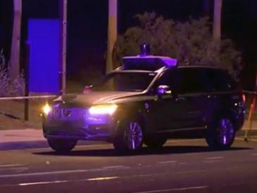 全球首例自动驾驶车致死事件 自动驾驶车路测全面暂停