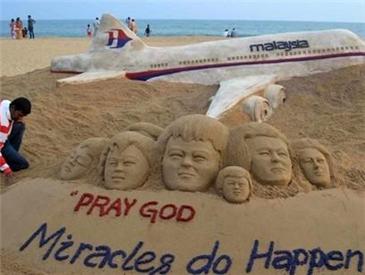 澳工程师称发现MH370残骸且满是弹孔 马来西亚辟谣