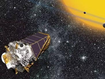 """开普勒太空望远镜即将谢幕 谁将接任寻找""""第二地球""""?"""