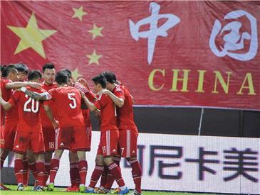 国足冲出亚洲有望?美洲杯将邀请3支亚洲球队 中国队在列