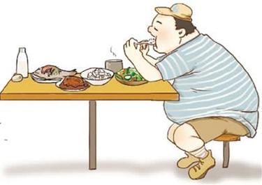 想减肥却越吃越多因肥胖减低味觉 减肥这个世纪难题到底怎么健康解?