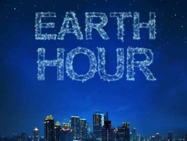 """让环保行为超越60分钟 """"地球一小时""""明晚到来"""