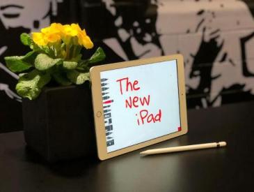 苹果发布最便宜的新iPad 发力教育领域