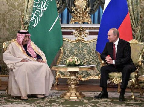 沙特俄罗斯要结石油联盟 意欲未来左右世界油价?